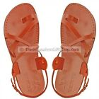 PREMIUM QUALITY, 100% LEATHER,HANDMADE Biblical Yeshua - Jesus Sandals Bethlehem