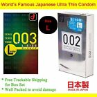 Japan Condom Big Large L Size Okamoto Zero 003 0.03 002 0.02 Extreme Ultra Thin