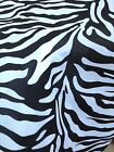 zebra stripe fabric