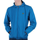 Junior Lyle & Scott Deep Cobalt Lined Jacket