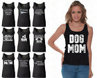 60 DESIGNS Mother's Day Women Tank Top T-shirt Mom's Gift BLACK - 3