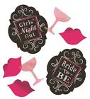 ' BRIDAL BASH ' CONFETTI PARTY DECORATIONS HEN PARTY GIRLS NIGHT OUT 1, 2 or 4