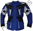 """FROST"" neXus New Cordura Textile Biker Motorcycle Jacket - All sizes!"