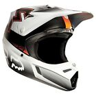 FOX V3 Francise Helmet orange