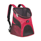 Pet Carrier Dog Cat Puppy Backpack Carry Soft Cage Travel Bags with Mesh Window