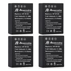 NP-W126 Replace Battery For Fujifilm FinePix HS30EXR X-Pro1 X-A1 + Wall Charger