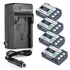 NB-2LH NB-2L Battery & Charger for Canon Rebel XT XTi EOS 350D PowerShot S30