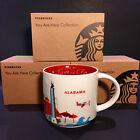 Starbucks YOU ARE HERE ~YAH~ City Mug - YOU PICK Multiple Cities - NIB with Tag фото