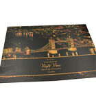 Lago Scratch Night City View Poster World Landmarks Gifts Gift Hot Sale
