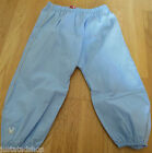 No added sugar baby boy summer trousers pants 12-18 m BN New designer