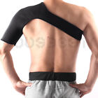 Shoulder Support Strap Neoprene Pain Braces Dislocation Injury Arthritis Sports
