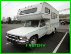 RARE 1993 National Sea Breeze 400 Toyota V6 Motorhome RV Low Miles Drives Great