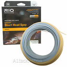 Rio In Touch Short Head Spey Fly Line Blue Orange Straw