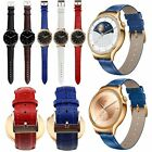 Luxe Genuine Leather Watch Wrist Band For Huawei Smart Watch/Elegant/Jewel 18mm