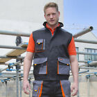 RESULT WORK GUARD LITE BODYWARMER GILET 2cols XS-4XL BREATHABLE WINDPROOF SUMMER