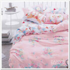 235cm*50cm pink floral cotton fabric diy baby bedding fabric quilt tecido tissue