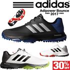 ADIDAS GOLF SHOES ADIDAS ADIPOWER BOUNCE GOLF SHOES WIDE FIT MENS GOLF SHOES