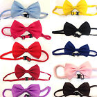Men Boys Kids Childrens Toddler Adjustable Satin Pre Tied Wedding Bow Ties Party