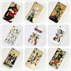 D.Gray-Man Anime Manga iPhone 4s 5s 6 6s Plus Case Soft Silicone TPU Free Ship