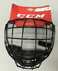CCM FM580 Hockey Facemask Cage! All Sizes S M L, All Colors Black White Silver