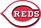 Cincinnati Reds - Vinyl Sticker Decal - Baseball MLB Full Color CAD Cut Car on Ebay