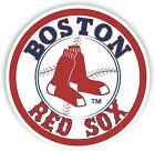 Boston Red Sox - Vinyl Sticker Decal - Baseball MLB Full Color CAD Cut Car on Ebay
