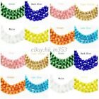 4MM,6MM,8MM,10MM,12MM - Choose 16Color-1 Or Mixed Cat Eye Gemstone Round Loose