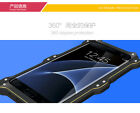 LOVE MEI MK2 Thin Shockproof Rugged Metal Case Cover for Samsung Galaxy S7 Edge