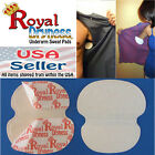 16-30-120-160 Disposable Underarm Sweat Pads Armpit Shield Long Sleeves (Wide)