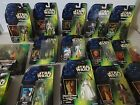HUGE SELECTION STAR WARS '96 Power Of the Force 2 Green Card ACTION FIGURES MOC