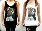Lana Del Rey Summer Art Sexy Singer Womens Tank Top Sleeveless T Shirt Tshirt