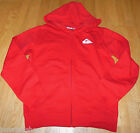 Quiksilver boy red hoodie 12-13-14 y New hoody fleece