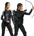 BRAND NEW LADIES KATNISS HUNGER GAMES FANCY DRESS COSTUME MOCKINGJAY PART 2