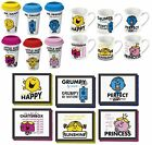 Creative Tops Mr Men & Little Miss Laptop Tabletts,Reise Becher Thermoskanne/