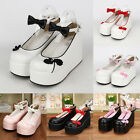Gothic Sweet Lolita China Doll Chinese knot Elegant Schuhe Shoes Cosplay Kostüm