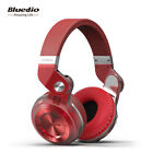BluedioT2S Turbine Bluetooth 4.1  Headphone Wireless Stereo Mic Foldable Headset