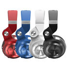 Bluedio T2S Bluetooth 4.1  Headphone Wireless Stereo Microphone Foldable Headset
