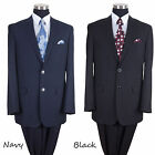New High Quality Luxurious Wool Feel Suit 2 button Stitched lapel Milano 57026