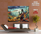 Amazing Steampunk Fantasy Painting Art Wall Print POSTER