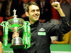 Ronnie O'Sullivan Cup Snooker Sport Wall Print POSTER $23.84 CAD on eBay