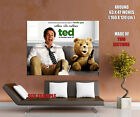 Ted Movie Mark Wahlberg Bear Wall Print POSTER