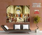 The School of Athens Raphael Painting Art Wall Print POSTER