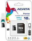 Adata 8GB 16GB 32GB 64GB MicroSD Ultra Class10 Flash Memory Card Adapter Reader
