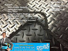 Car Mats Toyota Mr2 Mk1 Metal H/Pad Black Fully Tailored  Rubber Carpet Colours