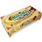 Milky Way Simply Caramel Milk Chocolate Bars Candy