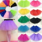Womens Dancewear Tutu Pettiskirt Princess Party Skirt Mini Miltu Dresses NWT
