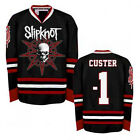 Slipknot: Skull Star Hockey Jersey  Official  New