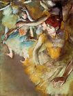 Edgar Degas canvas print Ballet on stage giclee 8X12&12X17