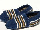 "NEW! 100% Wool Socks SLIPPERS Hand Knitted For Girl Boy Women Men (~8 1/2""long)"