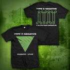Type O Negative: Silence Is Deaf T-Shirt  Free Shipping